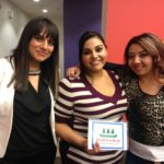 Araceli, LuzHilda, & Karla