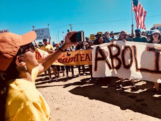 #AbolishICE #AbolishCBP